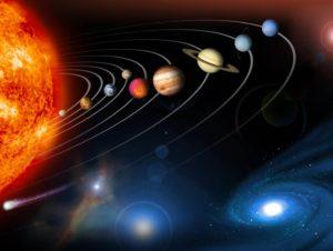 Módulo II - Os Astros